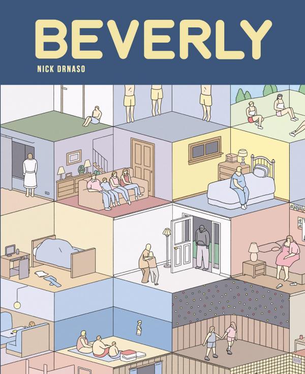 Beverly, comics chez Presque Lune de Drnaso