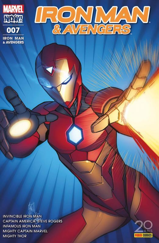 Iron Man & Avengers T7 : Le grand ménage (0), comics chez Panini Comics de Bendis, Spencer, Stohl, Aaron, Cinar, Brandt, Malin, Caselli, Libranda, Schoonover, Schiti, Stein, Maleev, Dauterman, Rosenberg, Wilson, Garland, Hollingsworth, Gracia, Lopes