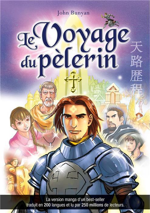 Le voyage du pèlerin, manga chez BLF Editions de Bunyan, Creator Art Studios