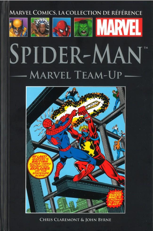 Marvel Comics, la collection de référence – Classic, T35 : Spider-Man - Marvel Team-Up (0), comics chez Hachette de Claremont, Byrne, Rachelson, Titus, Warfield, Hunt
