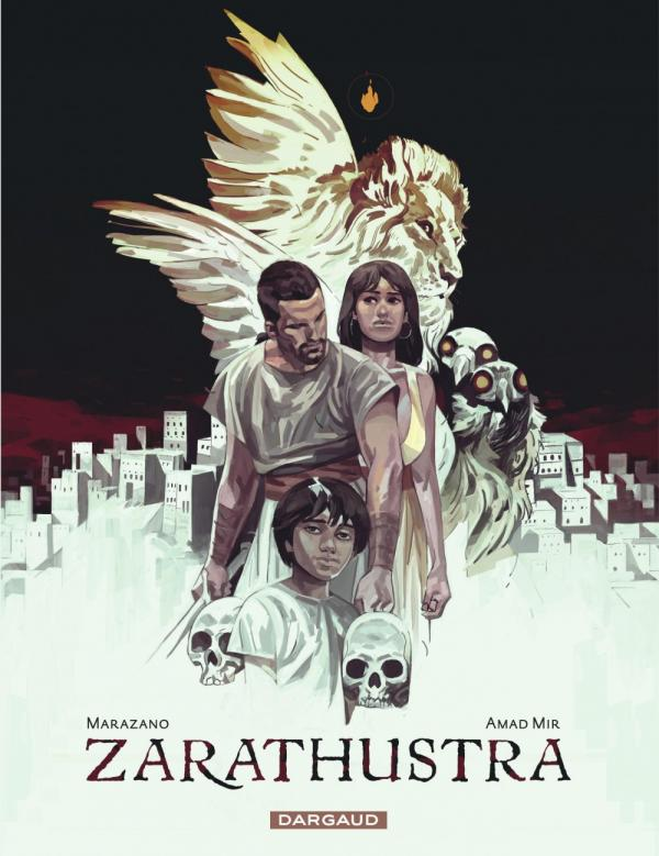 Zarathustra T1, bd chez Dargaud de Marazano, Mir