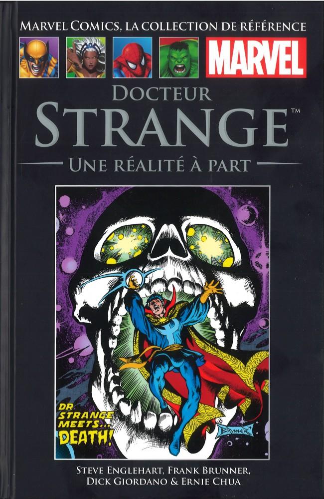 Marvel Comics, la collection de référence – Classic, T24 : Docteur Strange - Une réalité à part (0), comics chez Hachette de Englehart, Giordano, Chua, Brunner