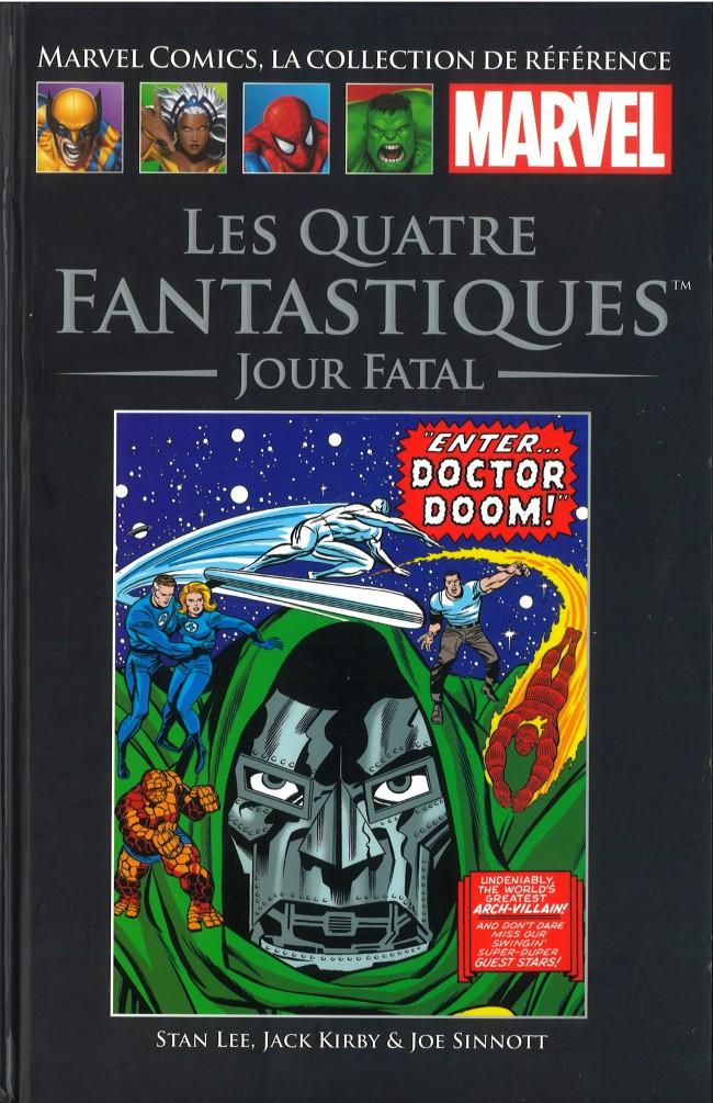 Marvel Comics, la collection de référence – Classic, T4 : Les Quatre Fantastiques - Jour fatal (0), comics chez Hachette de Lee, Kirby, Sinnott