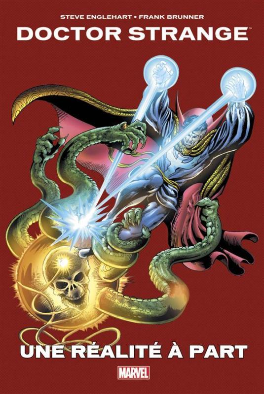 Doctor Strange - Une réalité à part, comics chez Panini Comics de Englehart, Brunner