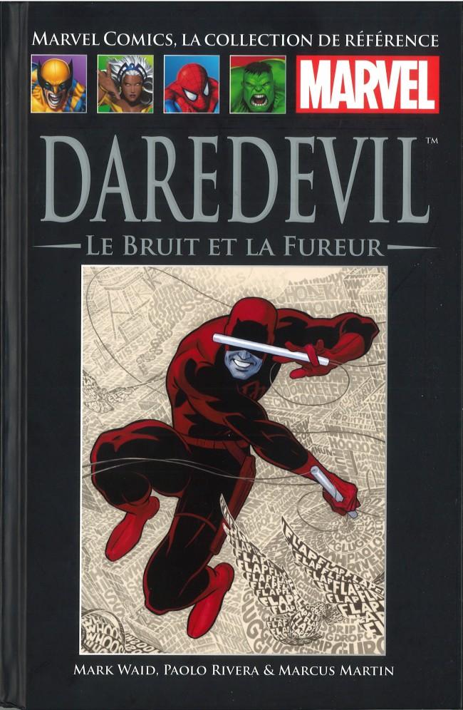 Marvel Comics, la collection de référence T72 : Daredevil - Le bruit et la fureur (0), comics chez Hachette de Waid, Rivera, Martin, Rodriguez, Vicente