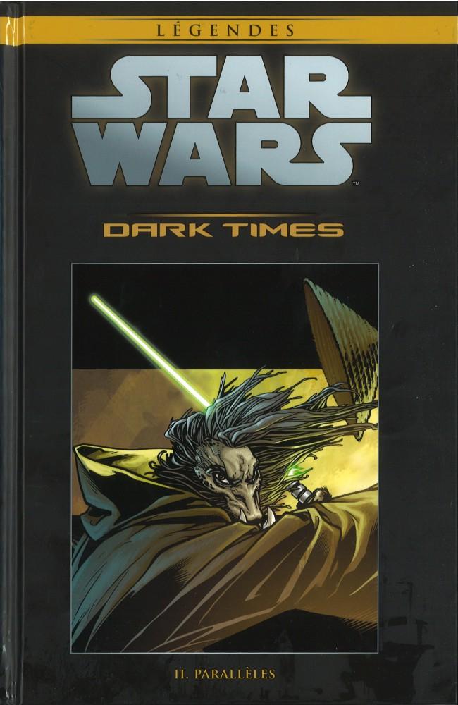 Star Wars Légendes T37 : Dark Times - 2 - Parallèles (0), comics chez Hachette de Harrison, Antonio, Ross, Wald