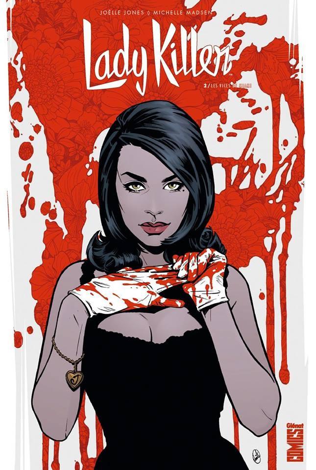 Lady Killer T2 : Les vices de Miami (0), comics chez Glénat de Jones, Madsen, Allred