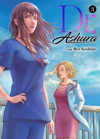 Dr Ashura T3, manga chez Komikku éditions de Koshino