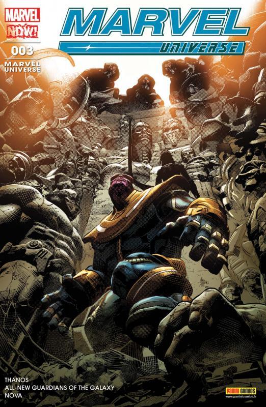Marvel Universe (revue) (V5) T3 : Les catacombes des Dieux (0), comics chez Panini Comics de Loveness, Duggan, Lemire, Perez, Irving, Peralta, Kuder, Herring, Svorcina, Rosenberg, Deodato Jr