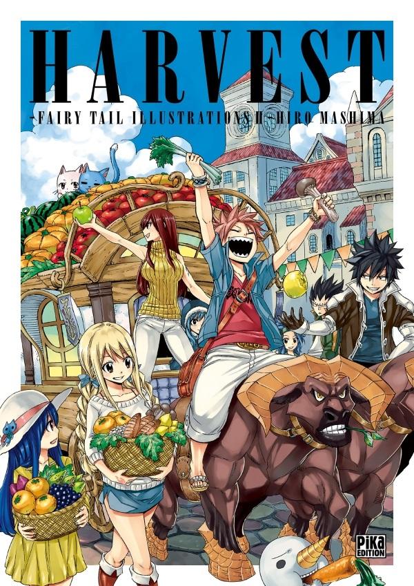 Fairy Tail : Harvest (0), manga chez Pika de Mashima