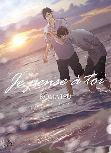 Je pense à toi, manga chez Taïfu comics de Komatsu