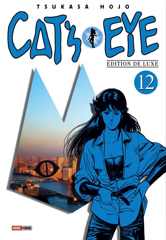 Cat's Eye - Edition Deluxe T12, manga chez Panini Comics de Hôjô
