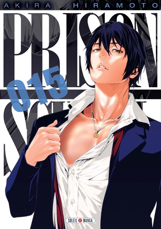Prison school T15, manga chez Soleil de Hiramoto