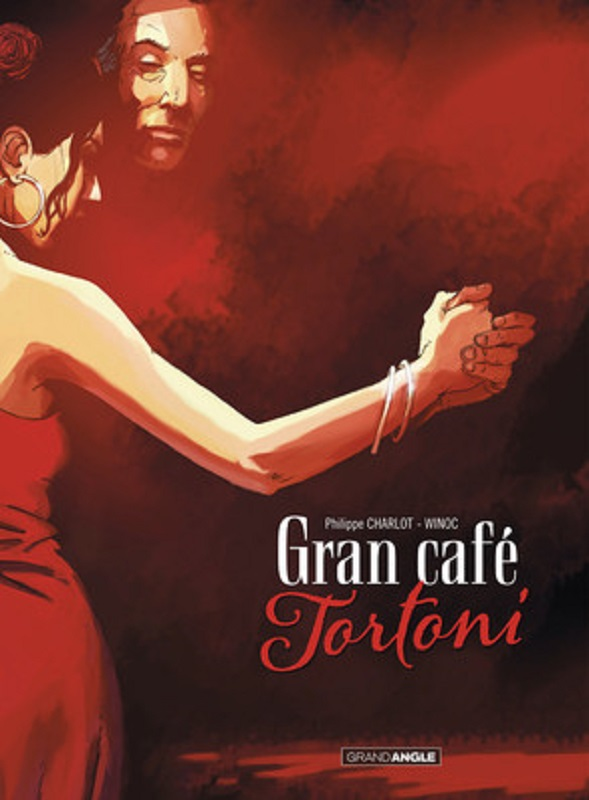 Gran Café Tortoni, bd chez Bamboo de Charlot, Winoc