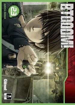 Btooom !  T23, manga chez Glénat de Inoue