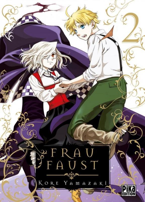 Frau Faust T2, manga chez Pika de Yamazaki