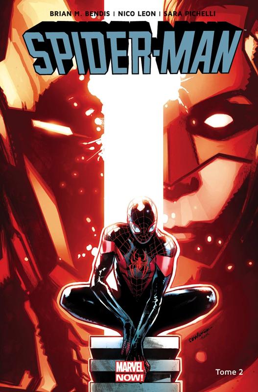Spider-Man (2016) T2 : Cas de conscience (0), comics chez Panini Comics de Bendis, Pichelli, Leon, Rosenberg, Gracia