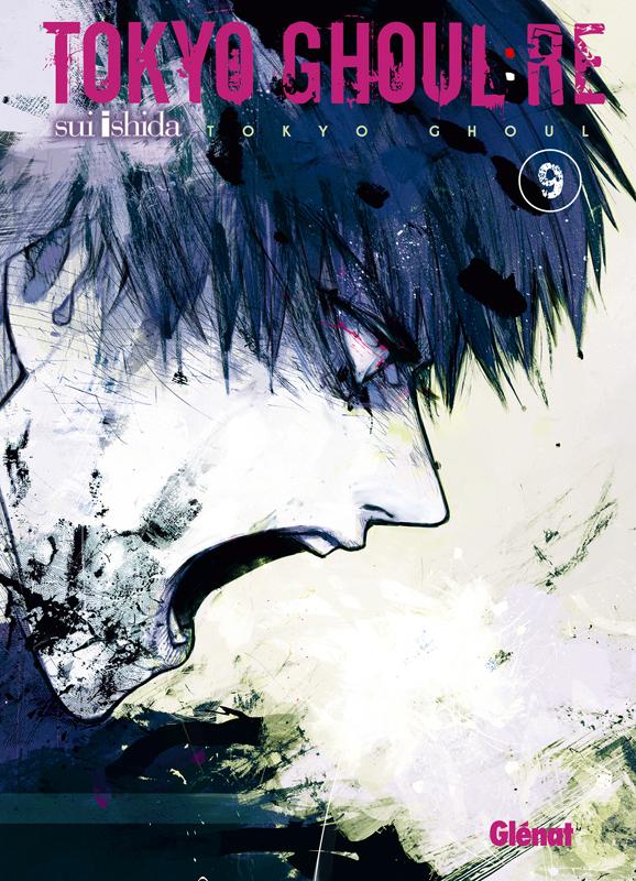 Tokyo ghoul:re T9, manga chez Glénat de Ishida