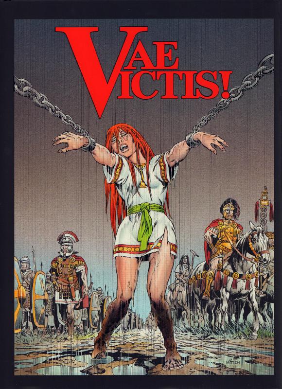 Vae victis T3 : T11 à T15 (0), bd chez Soleil de Rocca, Mitton, Cheret, Balland