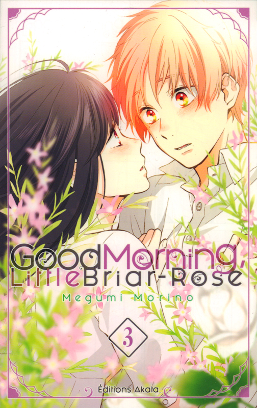 Good morning little briar-rose T4, manga chez Akata de Morino