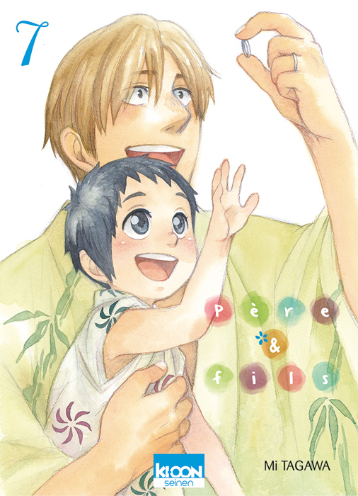 Père & fils T7, manga chez Ki-oon de Tagawa