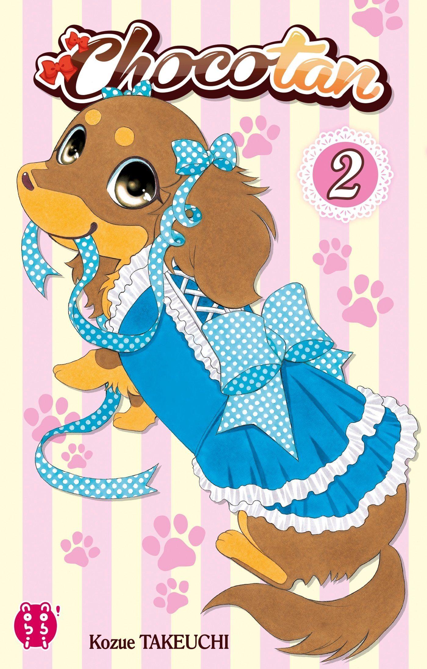 Chocotan T2, manga chez Nobi Nobi! de Takeuchi
