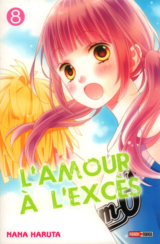 L'amour à l'excès  T8, manga chez Panini Comics de Haruta