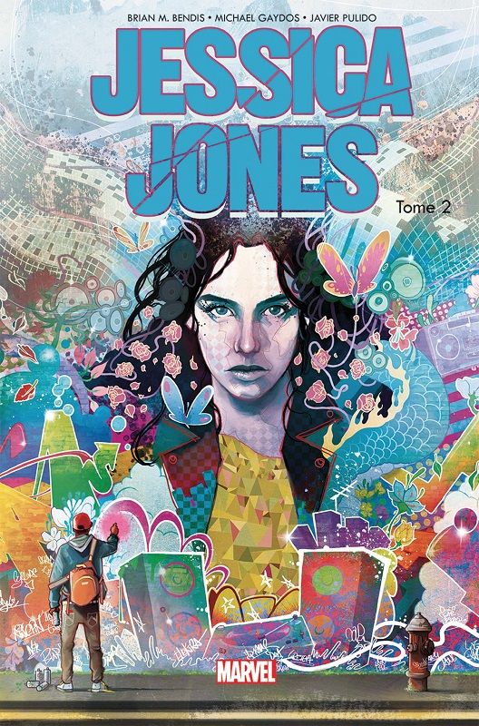 Jessica Jones T2 : Les secrets de Maria Hill (0), comics chez Panini Comics de Bendis, Pulido, Gaydos, Hollingsworth, Simmonds