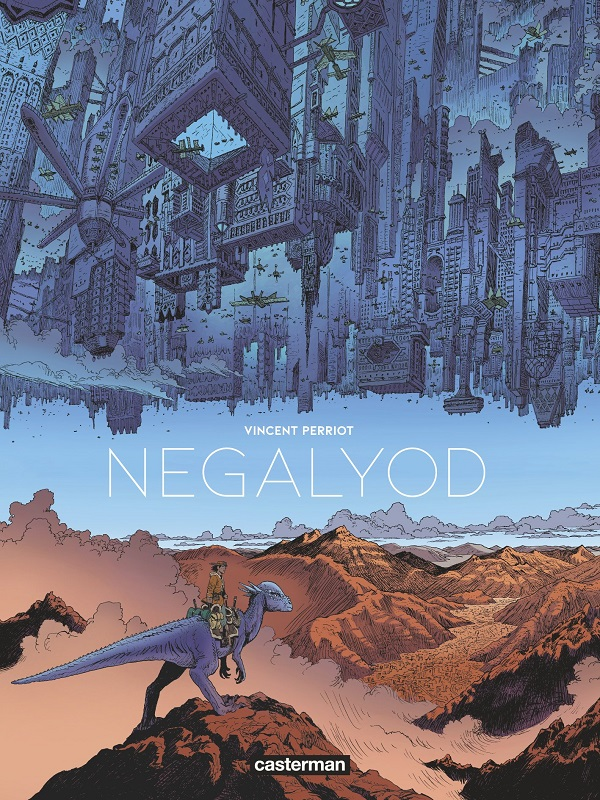 Negalyod, bd chez Casterman de Perriot, Breton