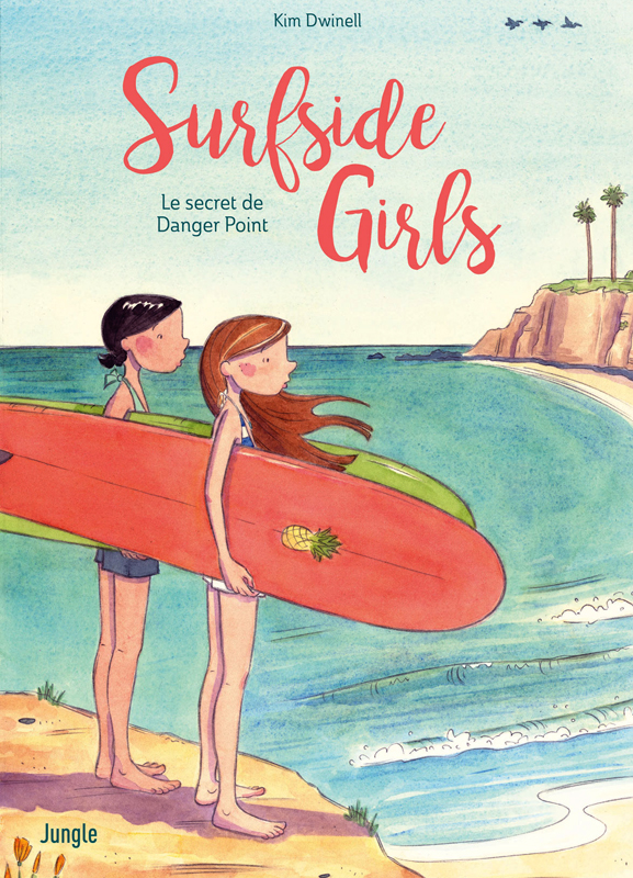 Surfside girls, bd chez Jungle de Dwinell