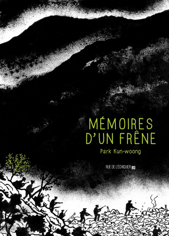 Mémoires d'un frêne : Mémoires d'un frêne (0), bd chez Rue de l'échiquier de Kun-Wong