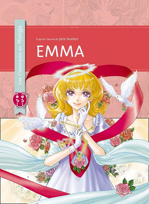 Emma, manga chez Nobi Nobi! de Austen, Tse