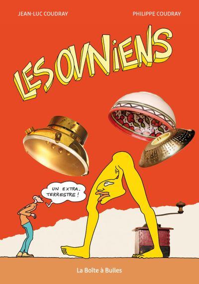 Les Ovniens : Les Ovniens (0), bd chez La boîte à bulles de Coudray, Coudray