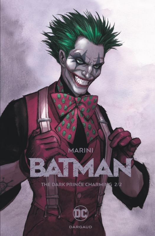 Batman - The Dark Prince Charming T2, comics chez Dargaud de Marini