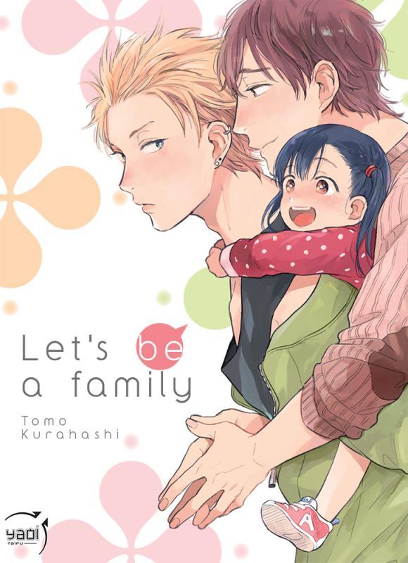 Let's be a family, manga chez Taïfu comics de Kurahashi