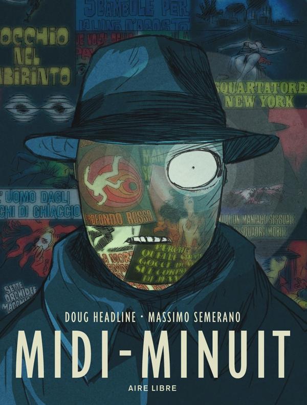 Midi-Minuit, bd chez Dupuis de Headline, Semerano