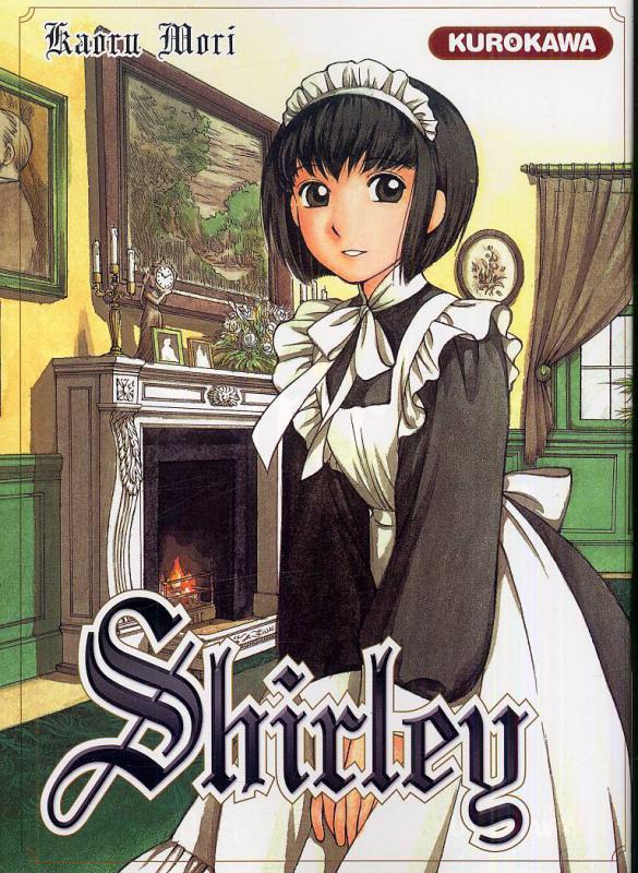 Shirley, manga chez Kurokawa de Mori