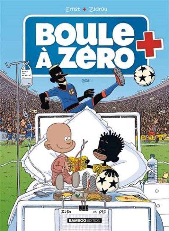 Boule à zéro T7 : Goal ! (0), bd chez Bamboo de Zidrou, Ernst, Carpentier