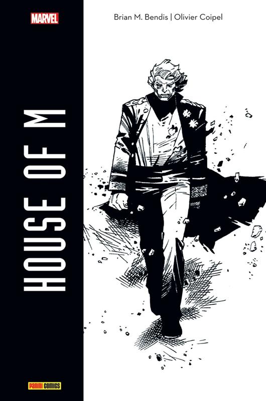 House of M : Edition Noir et Blanc (0), comics chez Panini Comics de Bendis, Coipel