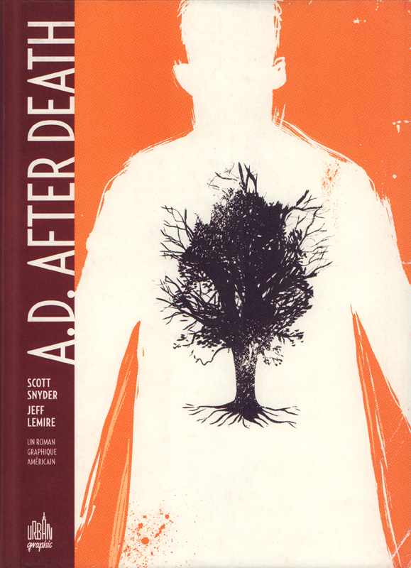 A.D. After Death, comics chez Urban Comics de Snyder, Lemire