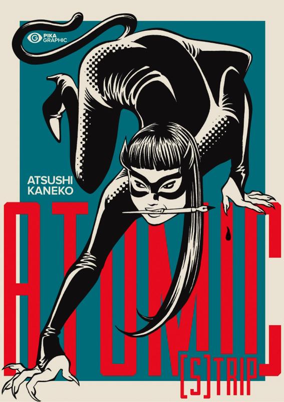 Atomic [s]trip, manga chez Pika de Kaneko