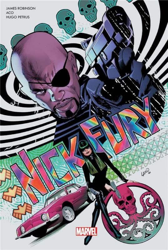 Nick Fury (2017) : Le train des assassins (0), comics chez Panini Comics de Robinson, Petrus, Aco, Rosenberg, Land