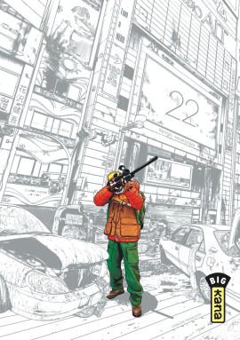 I am a hero T22, manga chez Kana de Hanazawa
