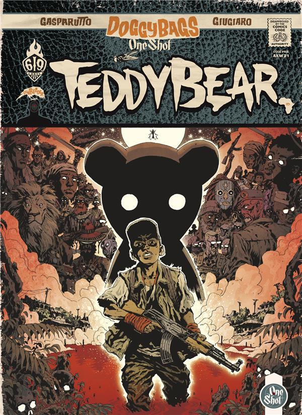 Doggy Bags One Shot T1 : Teddy Bear (0), comics chez Ankama de Giugiaro, Gasparutto