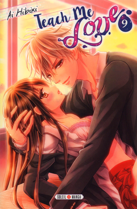 Teach me love  T9, manga chez Soleil de Hibiki