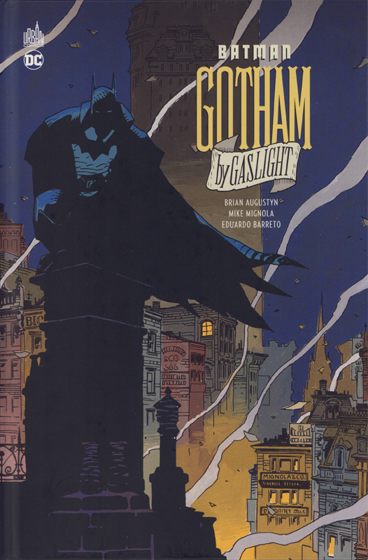 Batman - Gotham by Gaslight : Batman - Gotham by Gaslight  (0), comics chez Urban Comics de Augustyn, Mignola, Russell, Barreto, Oliff, Hornung