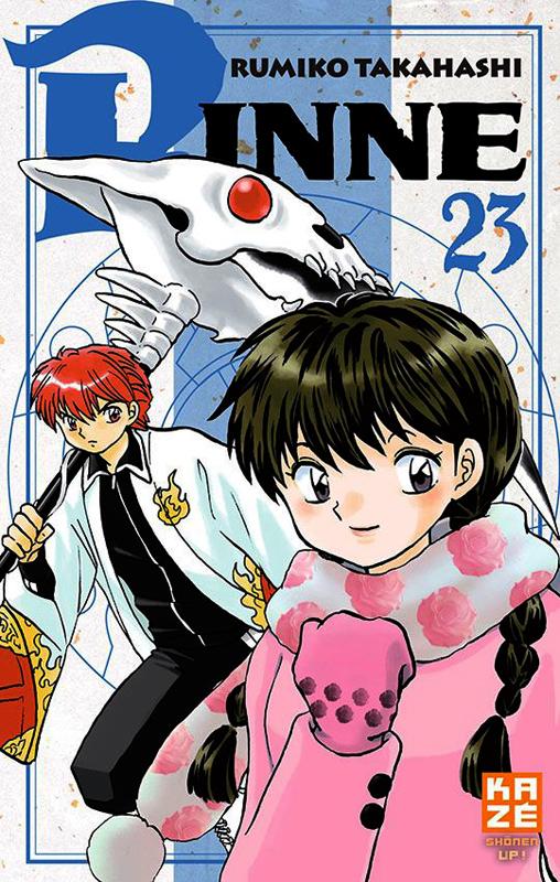 Rinne T23, manga chez Kazé manga de Takahashi