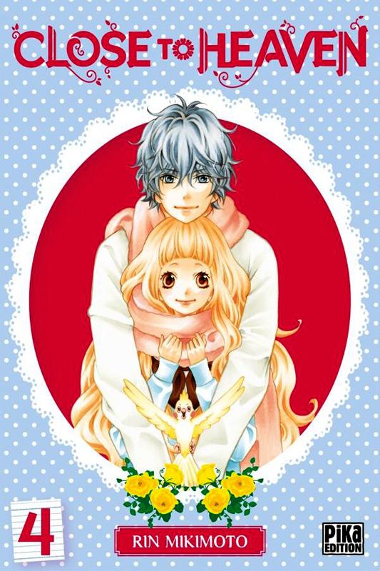 Close to heaven T4, manga chez Pika de Mikimoto
