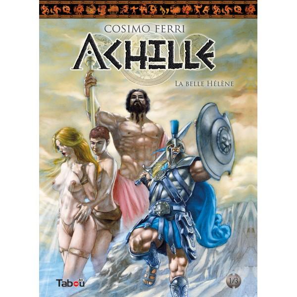 Achille T1 : La belle Hélène  (0), bd chez Tabou de Ferri