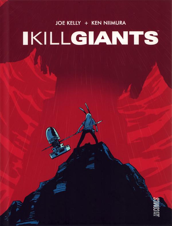 I kill  giants, comics chez Hi Comics de Kelly, Niimura